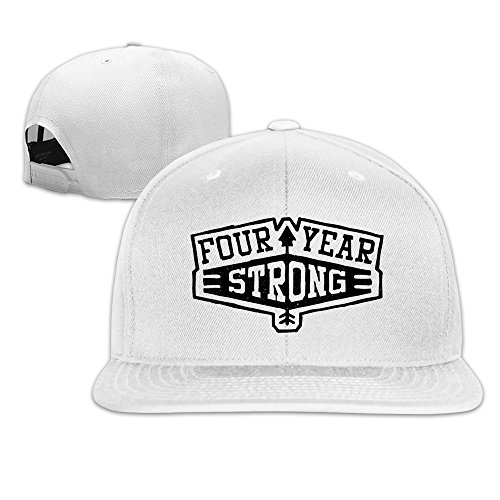 AKC Four Year Strong Rise Or Die Trying Punk Band Baseball Caps