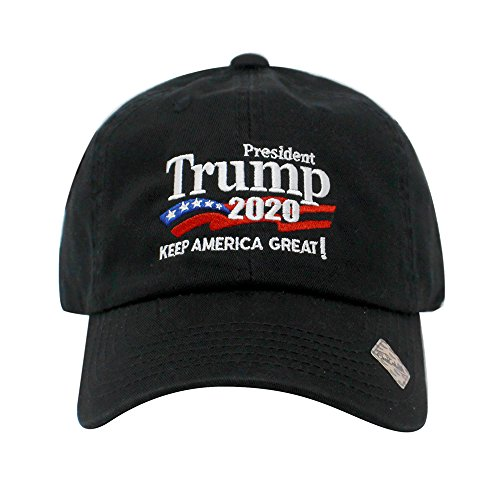 Trump 2020 Keep America Great Campaign Embroidered USA Hat  51c1dbd15382