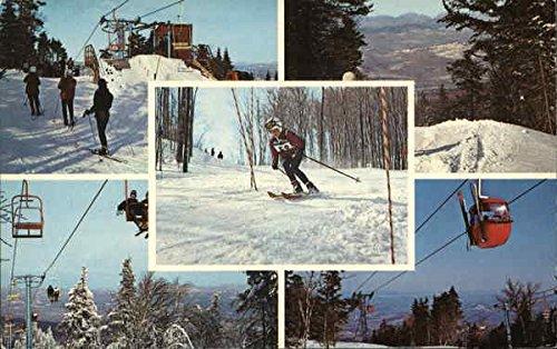 Gore Mountain Ski Center North Creek, New York Original Vintage - Creek Mountain Ski