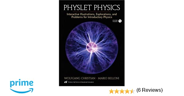 Amazon.com: Physlet Physics: Interactive Illustrations ...