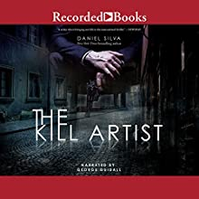 The Kill Artist Audiobook by Daniel Silva Narrated by George Guidall