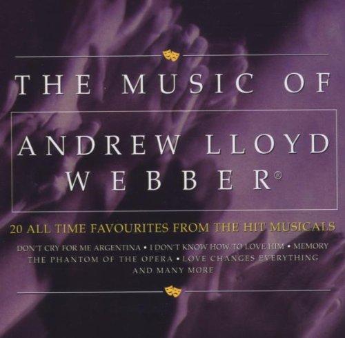 Music of Andrew Lloyd Webber (Webber Andrew Lloyd Music)