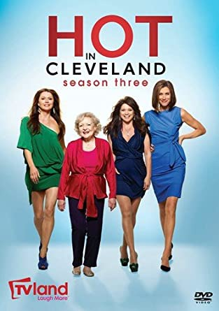 Amazoncom Hot In Cleveland Season 3 Wendie Malick Betty