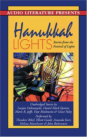 Hanukkah Lights: Stories from the Festival of Lights by Audio Literature