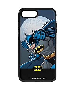Skinit Batman Ready for Action OtterBox Symmetry iPhone 7 Plus Skin for CASE - Officially Licensed Warner Bros Skin for Popular Cases Decal - Ultra Thin, Lightweight Vinyl Decal Protection