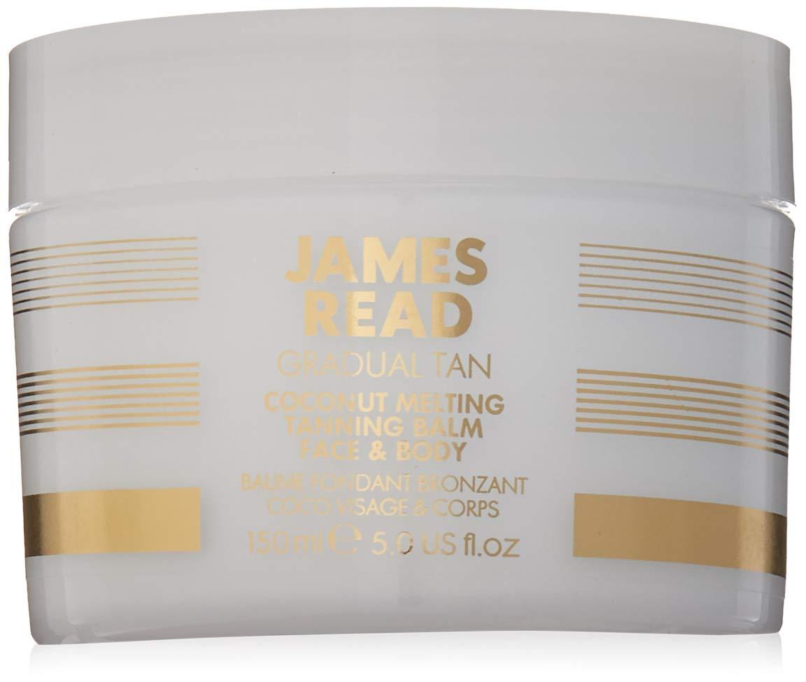 James Read Coconut Melting Tanning Balm Face & Body, 5 fl.oz.