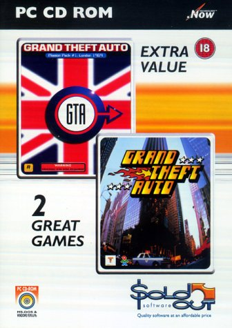 Grand Theft Auto / Grand Theft Auto: Mission Pack 1, London 1969