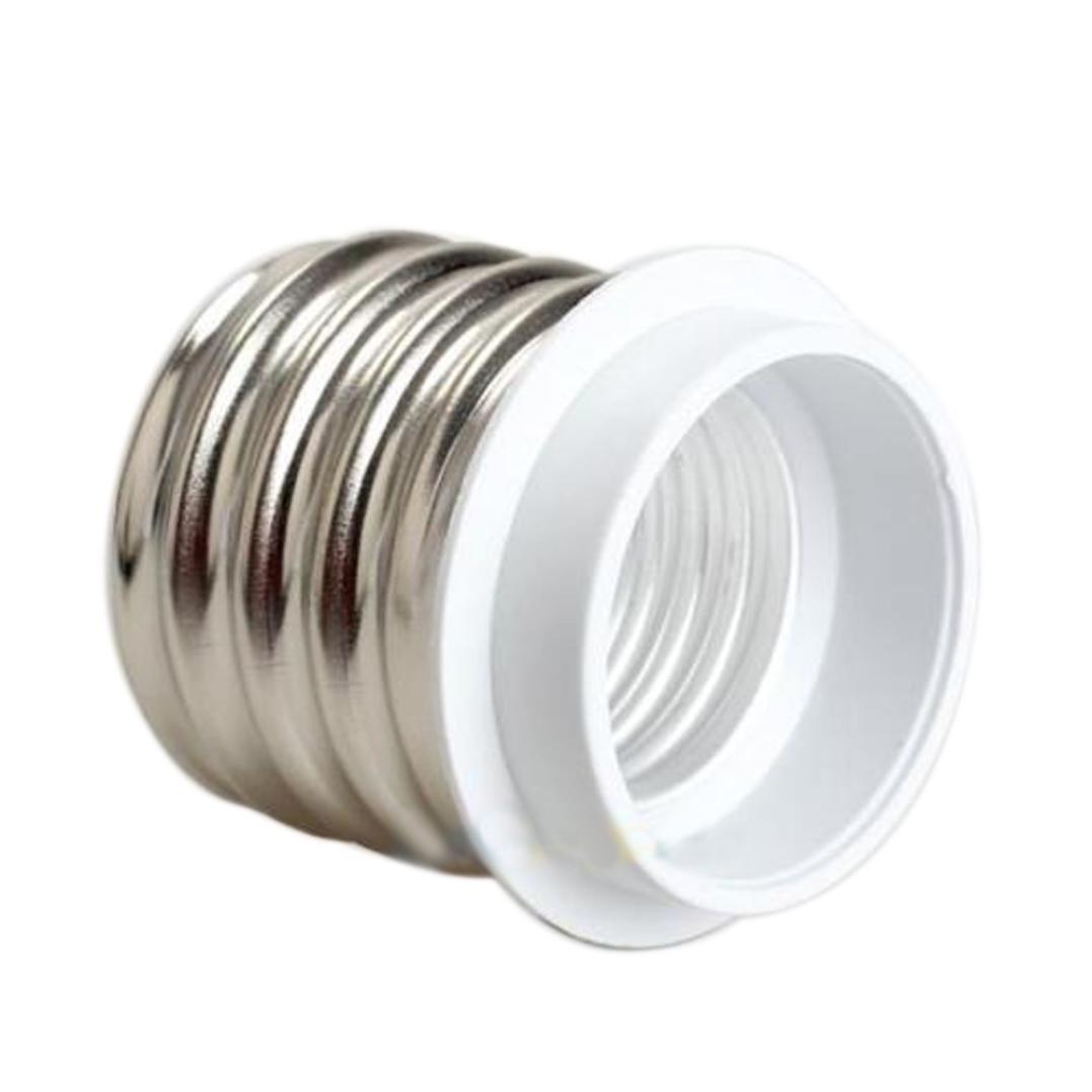 LiPing E40 to E27/E27 to 2XE27A/E12 to E27/E17 to E27 /E27 to E17 Adapter Light Bulb Lamp Socket Converter (E40 to E27)