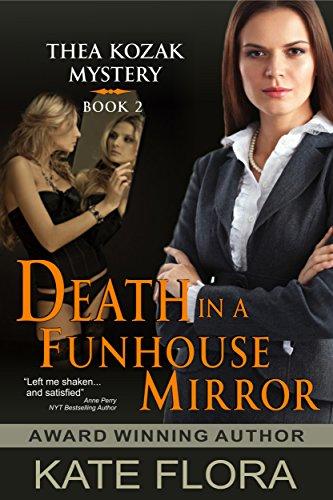 death-in-a-funhouse-mirror-the-thea-kozak-mystery-series-book-2
