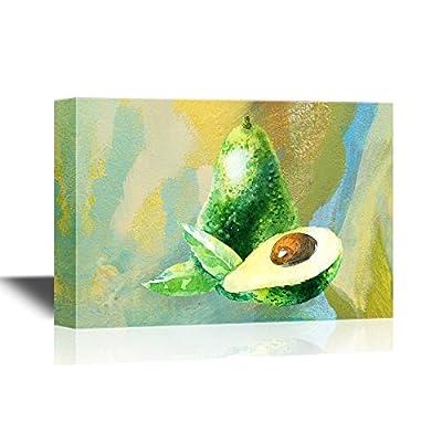 Fruits Green Avocado, Created Just For You, Delightful Artisanship