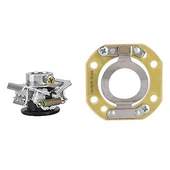 Accesorio de interruptor, L16-152S Diámetro del eje de 16 mm Pieza del motor eléctrico Accesorio de interruptor centrífugo 3000 RPM para máquinas de coser maquinaria: Amazon.es: Industria, empresas y ciencia