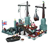 : Pirates of the Caribbean Mega Bloks 1016 Port Royal