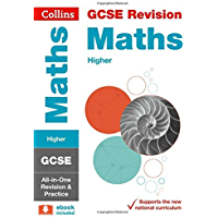 GCSE 9-1 Maths Higher All-in-One Revision and Practice (Collins GCSE 9-1 Revision) (English Edition)