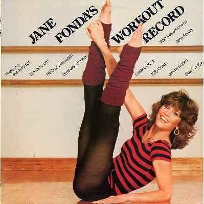 Jane Fonda's Workout Record