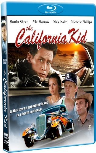 The California Kid [Blu-ray] by Shout! Factory / Timeless Media