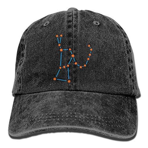 Gorras Orion Adjustable Caps Baseball Hat Denim hanbaozhou Mini Star Female Constellation béisbol 6RpwxHnOfq