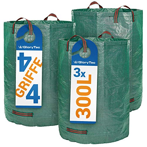 Glorytec 3-Pack 80 Gallons