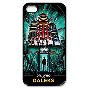 Teentopvogue iphone 4 case Doctor Who Daleks Limited Collector's Edition Pattern iphone 4s case