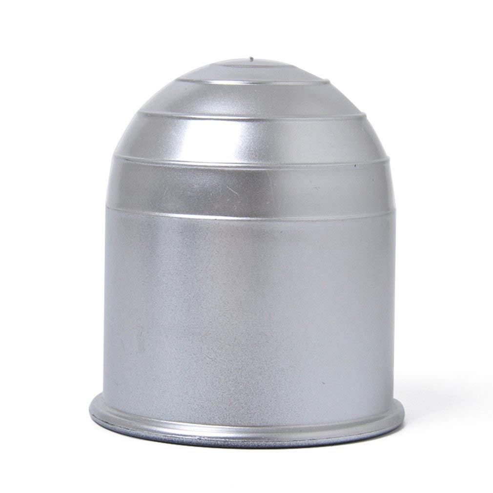 Leoboone Universal 50mm Tow Bar Ball Cover Cap Towing Hitch Caravan Trailer Towball Protect Tow Bar Ball Cover