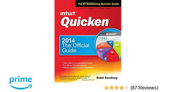 amazon com quicken 2014 the official guide quicken press rh amazon com Quicken 2013 Review Quicken 2014 Rumors