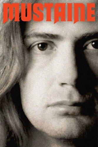 Megadeth Rock - Mustaine: A Heavy Metal Memoir