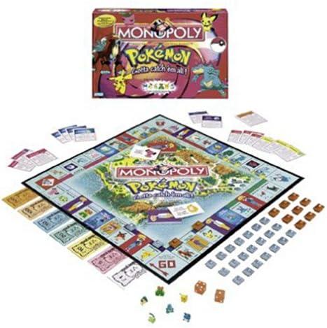 Monopoly: Pokemon Edition by Monopoly: Amazon.es: Juguetes y juegos