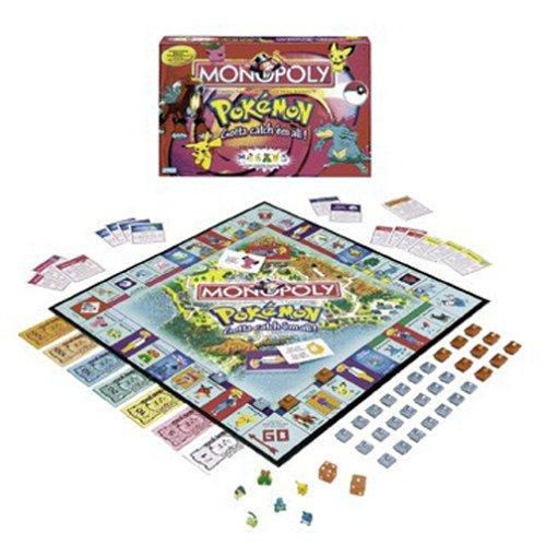 Monopoly 41476 Pokemon Edition product image