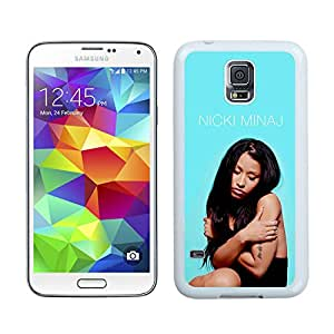 nicki minaj White Samsung Galaxy S5 Phone Case Fashion and Unique Design