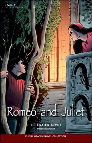Book Romeo and Juliet: The Graphic Novel (Classic Graphic Novel Collection)