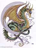 Design Works Counted Cross Stitch kit - Celestial Dragon
