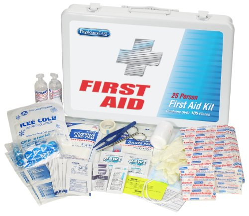PhysiciansCare First Aid Only Contains