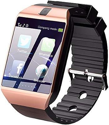 MROSW Bluetooth Smart Watch DZ09 Relojes Smartwatch Relogios TF ...