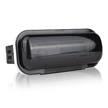 Pyle PLMRCW1 - Carcasa protectora para radio de coche, resistente al agua
