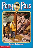 Lost and Found Pony (Pony Pals No. 29)