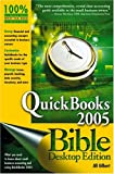 img - for QuickBooks 2005 Bible book / textbook / text book