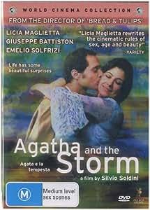 amazoncom agatha and the storm marina massironi