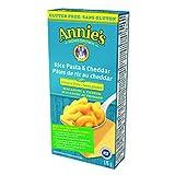 Annie's Homegrown Gluten Free Rice Pasta & Cheddar Macaroni & Cheese, 170 Gram