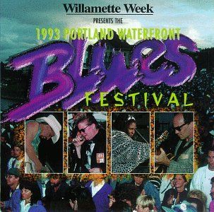 1993 Portland Waterfront Blues Festival