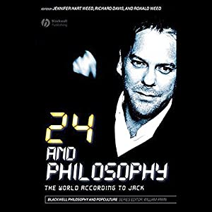 24 and Philosophy Audiobook