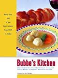 Bubbe's Kitchen, National Council of Jewish Women of Canada Staff, 155192286X