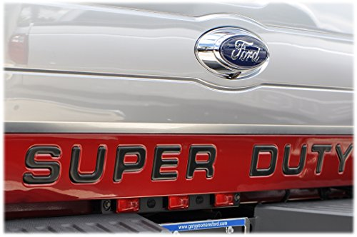 ford tailgate sticker - 5