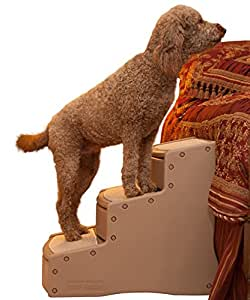 Amazon Com Pet Gear Easy Step Iii Extra Wide Pet Stairs