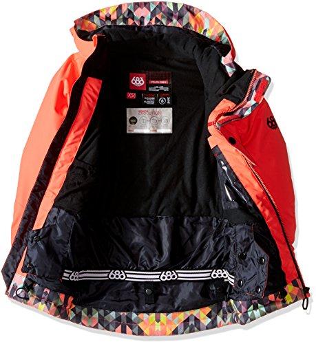 84396b0359b2 Amazon.com   686 Girls Scarlet Insulated Jacket   Clothing