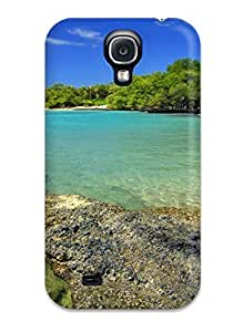 New Exotic For Tpu Case Cover, Anti-scratch AnnDavidson Phone Case For Galaxy S4