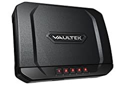 Introducing ESSENTIAL SERIES from Vaultek. Great for anyone looking for a SIMPLE and SECURE safe featuring the same signature build quality and precision engineering you expect from Vaultek. Biometric and Bluetooth/Smartphone connectivity are...