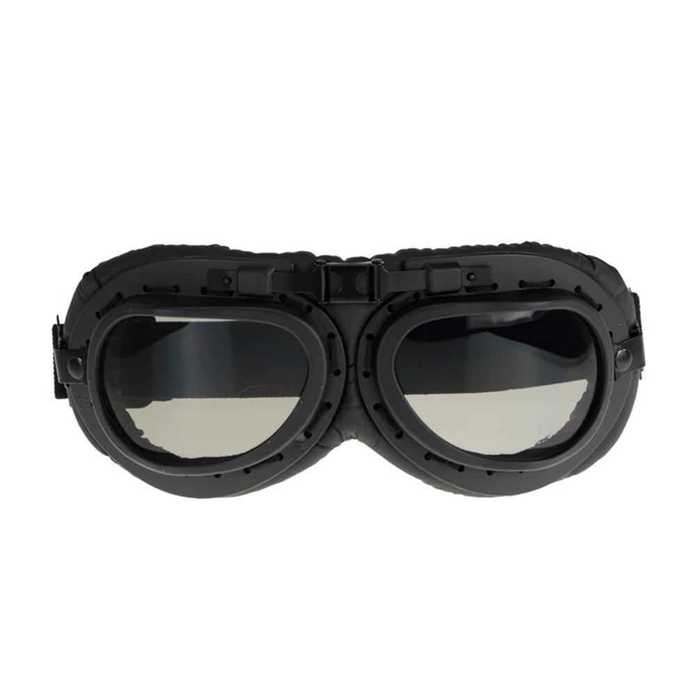 Outdoor Sports Sonnenbrillen Retro Motorrad Reitbrillen Langlauf Anti-Ultraviolett Gläser für Klettern und Skifahren , silver , Mercury