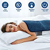 Veken Electric Heating Pad with Fast-Heating