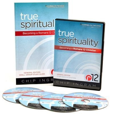 True Spirituality - General Edition Personal Study Kit (1 DVD Set & 1 Study Guide) By: Chip Ingram - Living On The Edge 2013 Paperback by Chip Ingram (2013-05-04)