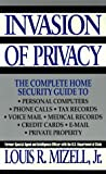 img - for Invasion of Privacy by Louis R. Mizell (1998-05-01) book / textbook / text book