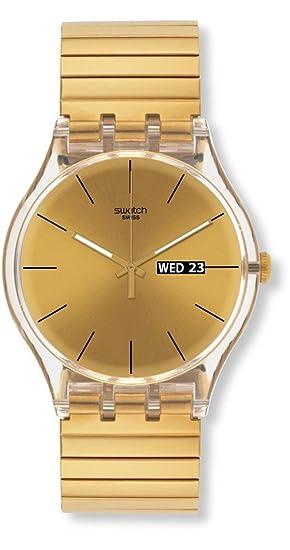 más baratas bedd3 2b86c Reloj Swatch - Mujer SUOK702B